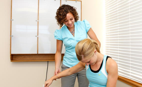 We address joint and soft tissue pain throughout the body.